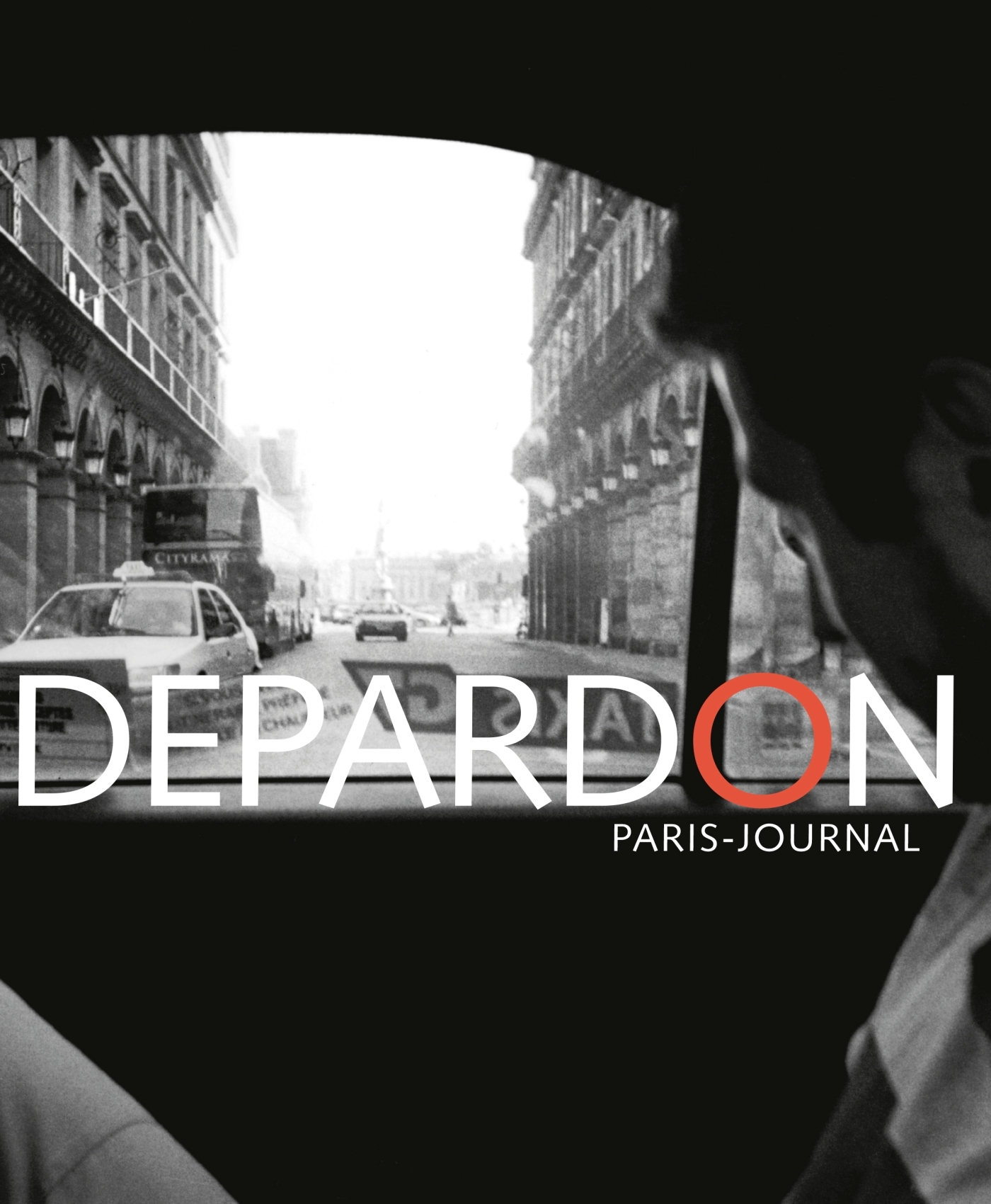 DEPARDON PARIS JOURNAL EDITION 2019
