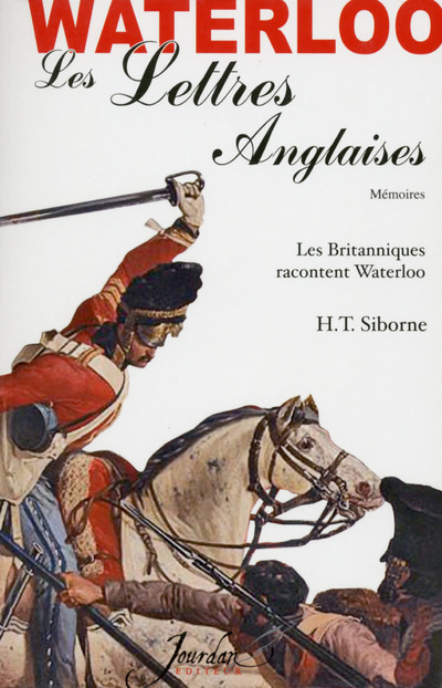 WATERLOO - LES LETTRES ANGLAISES