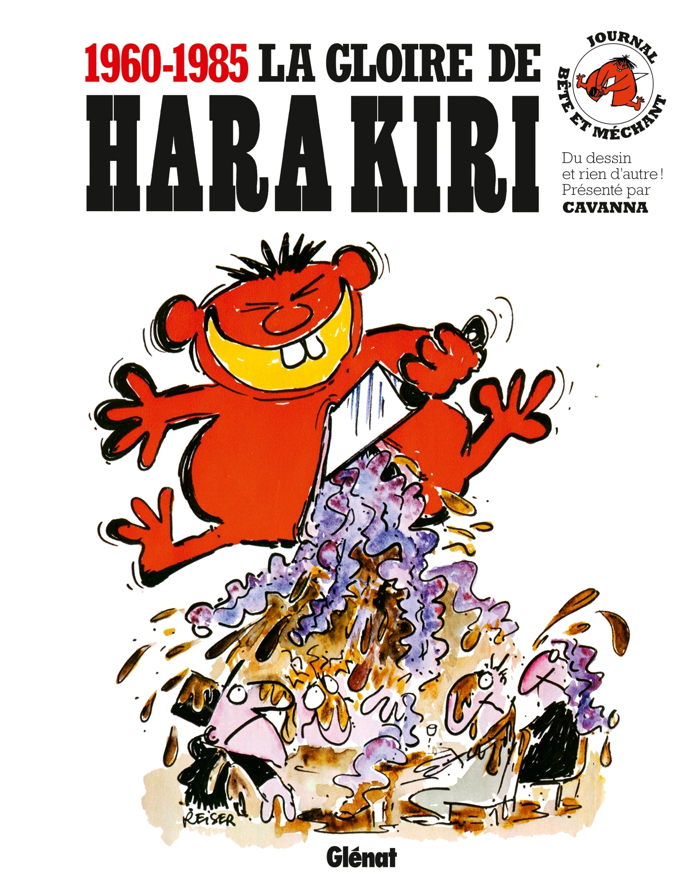 LA GLOIRE DE HARA KIRI - LES MEILLEURS DESSINS DE HARA KIRI