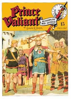 PRINCE VALIANT - TOME 15