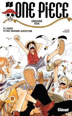ONE PIECE - TOME 01