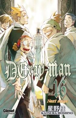 D.GRAY-MAN - EDITION ORIGINALE - TOME 16