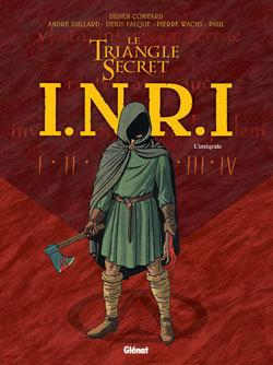 I.N.R.I - INTEGRALE TOMES 01 A 04