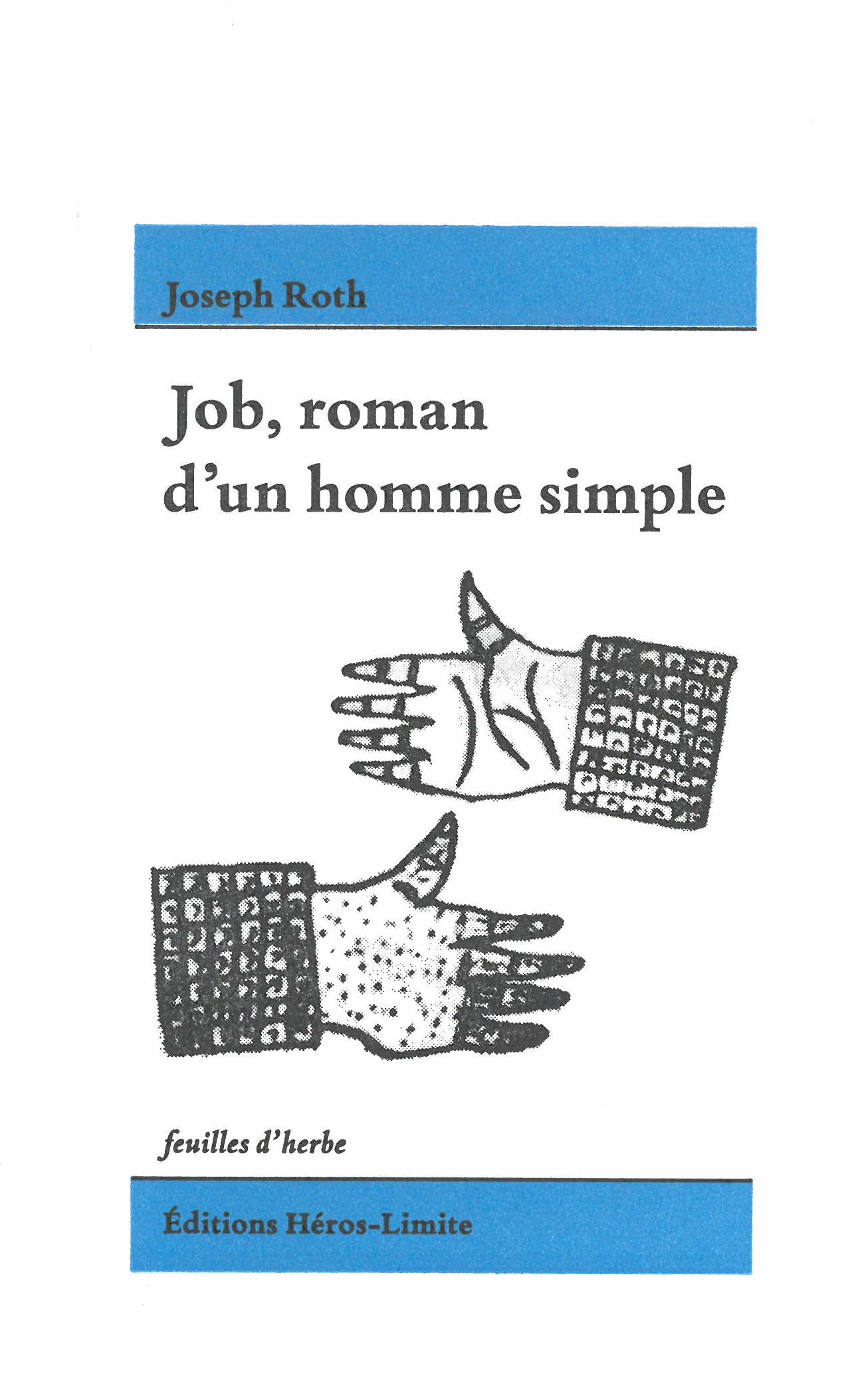 JOB, ROMAN D'UN HOMME SIMPLE