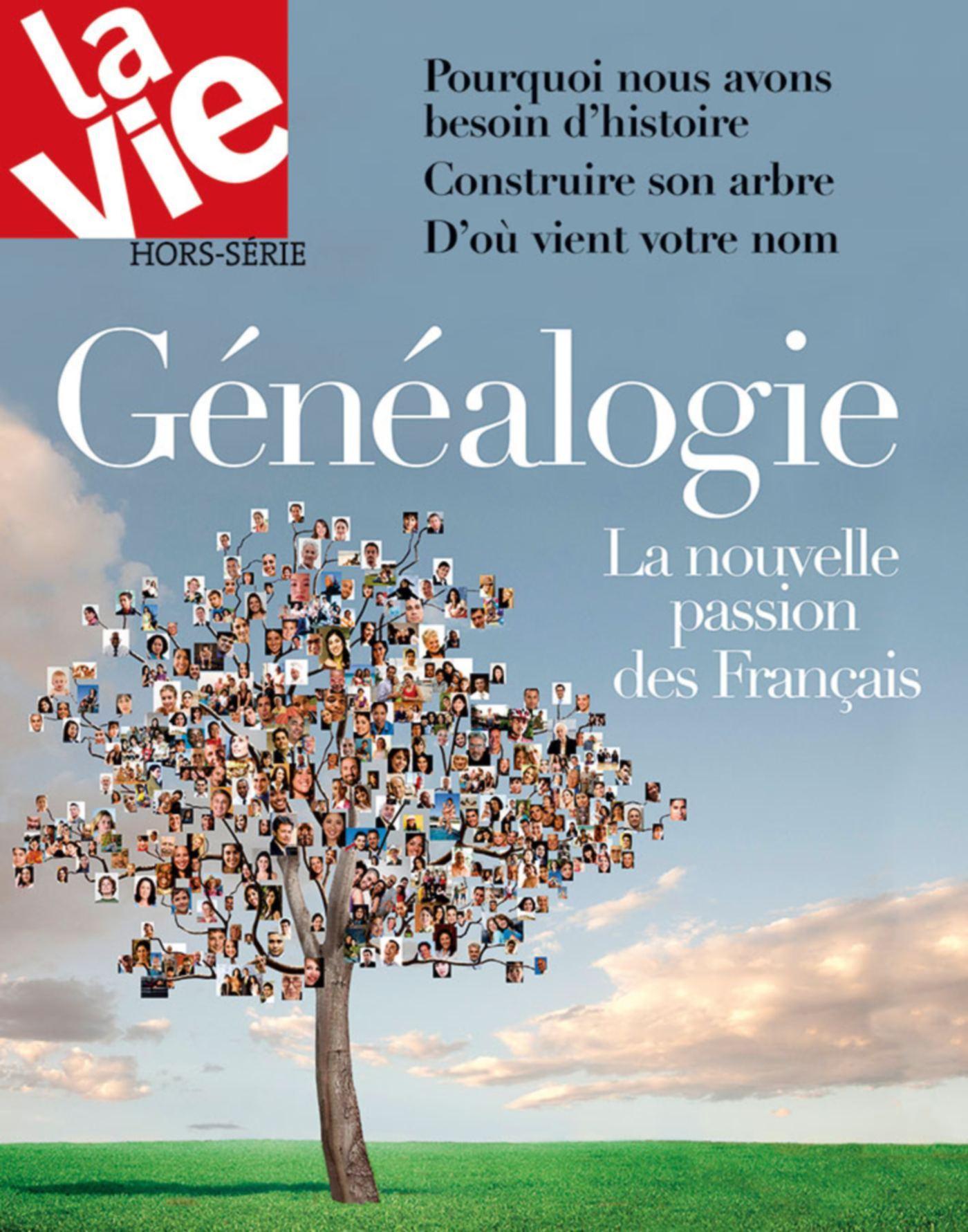GENEALOGIE, LA QUETE DES ORIGINES HS LA VIE