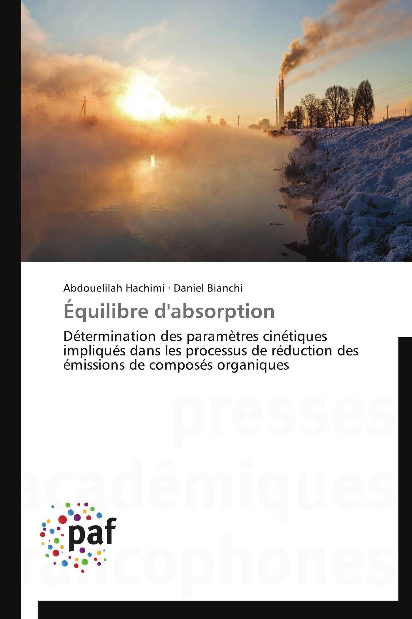 EQUILIBRE D'ABSORPTION