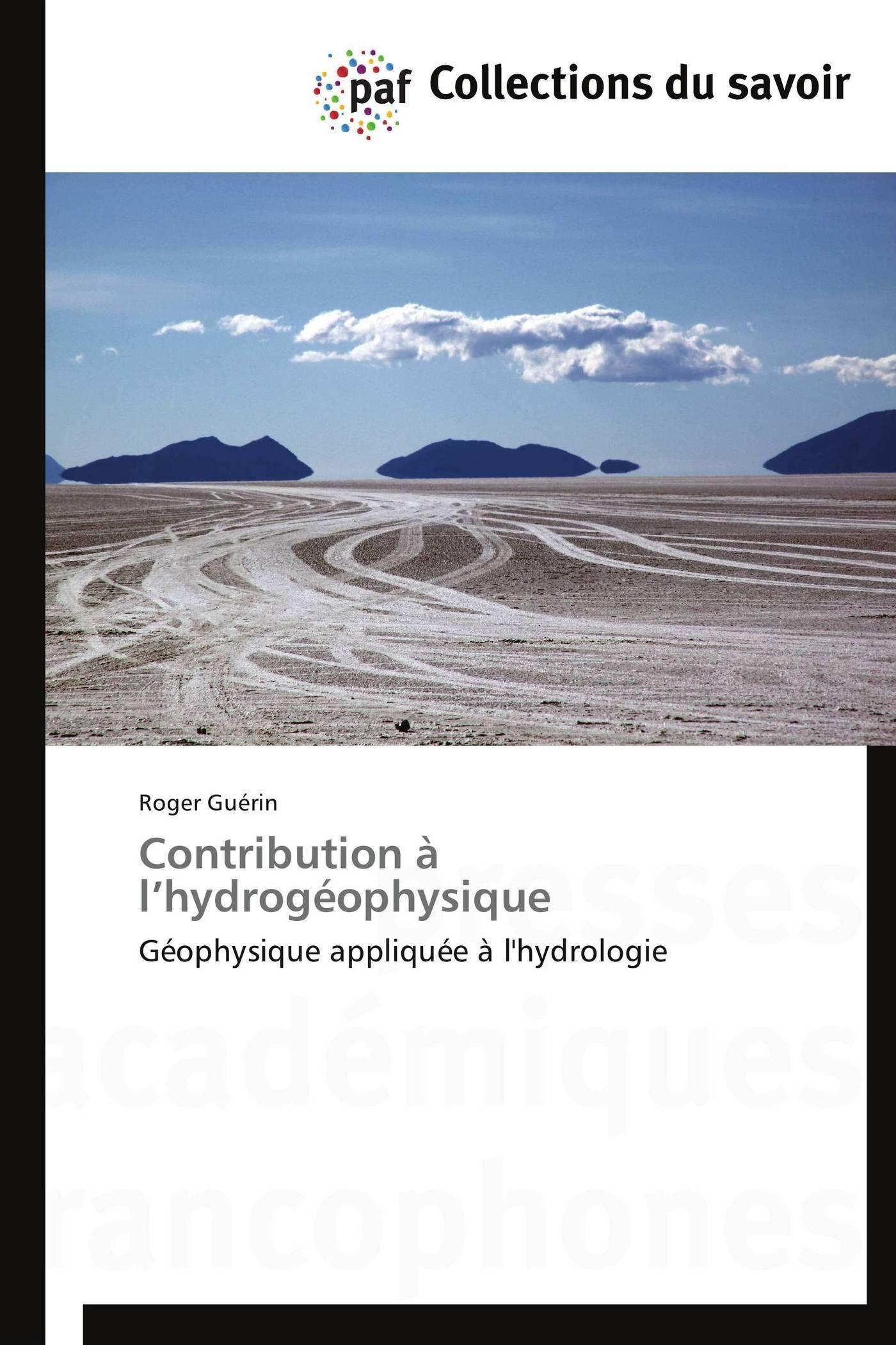 CONTRIBUTION A L HYDROGEOPHYSIQUE