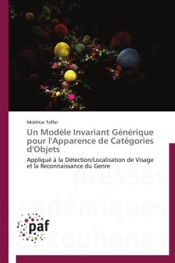 UN MODELE INVARIANT GENERIQUE POUR L'APPARENCE DE CATEGORIES D'OBJETS