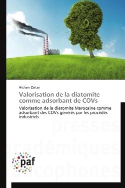 VALORISATION DE LA DIATOMITE COMME ADSORBANT DE COVS