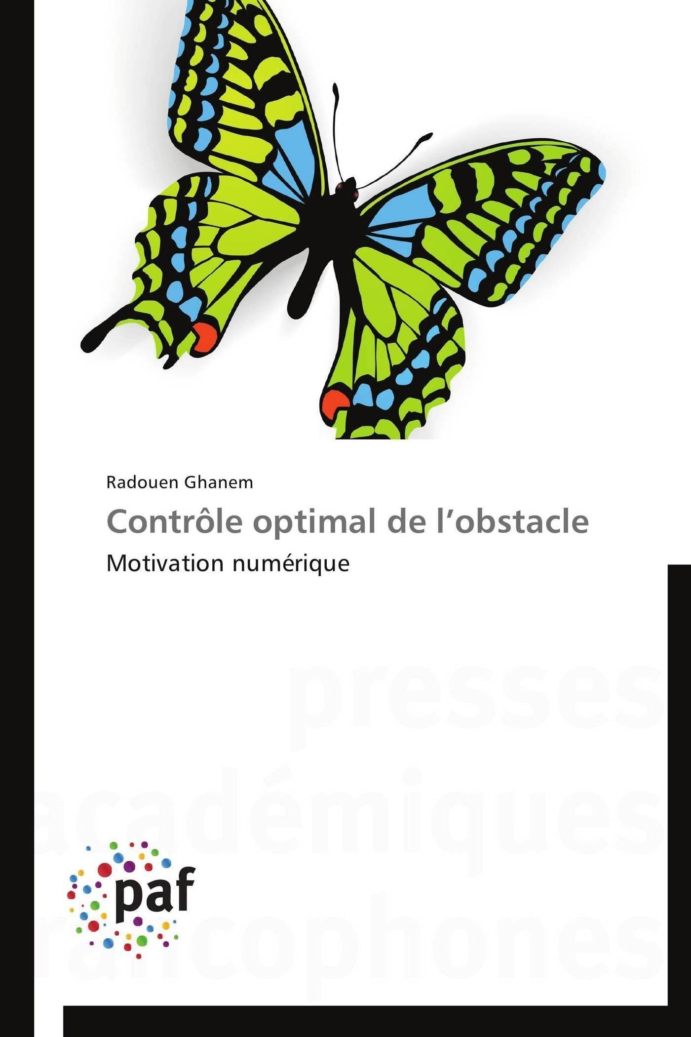 CONTROLE OPTIMAL DE L OBSTACLE
