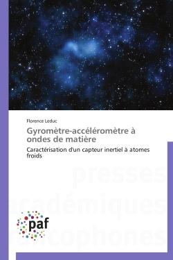 GYROMETRE-ACCELEROMETRE A ONDES DE MATIERE
