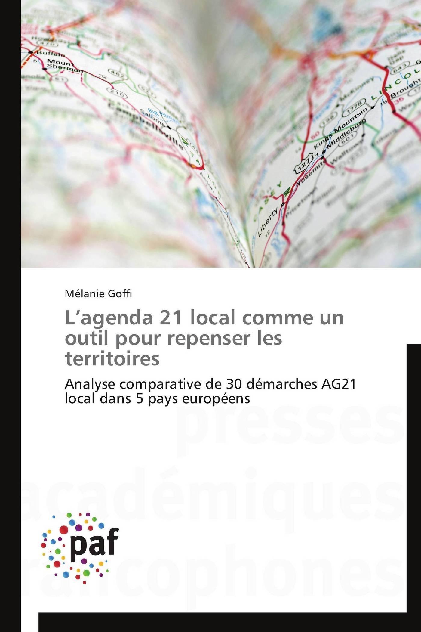 L AGENDA 21 LOCAL COMME UN OUTIL POUR REPENSER LES TERRITOIRES