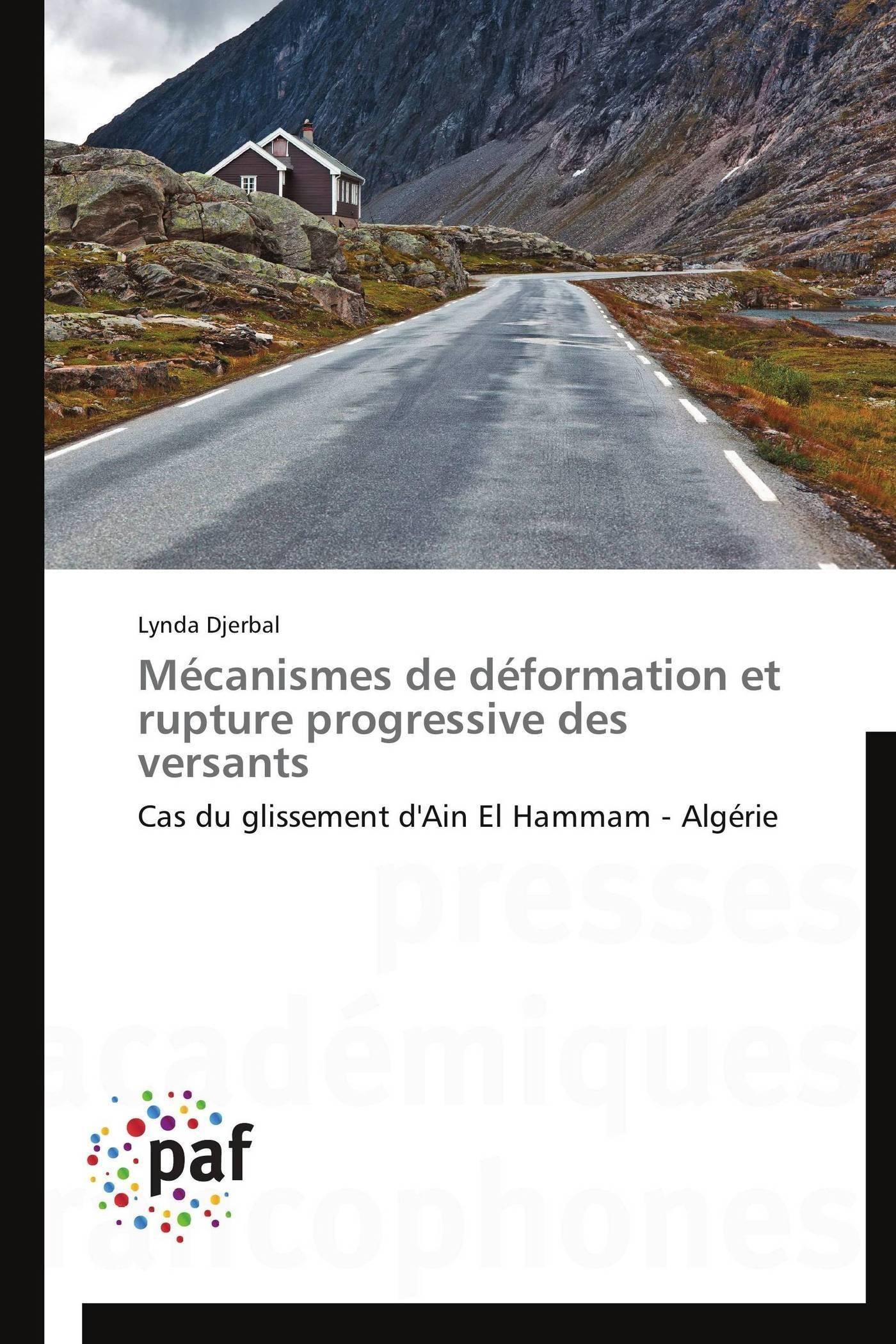 MECANISMES DE DEFORMATION ET RUPTURE PROGRESSIVE DES VERSANTS