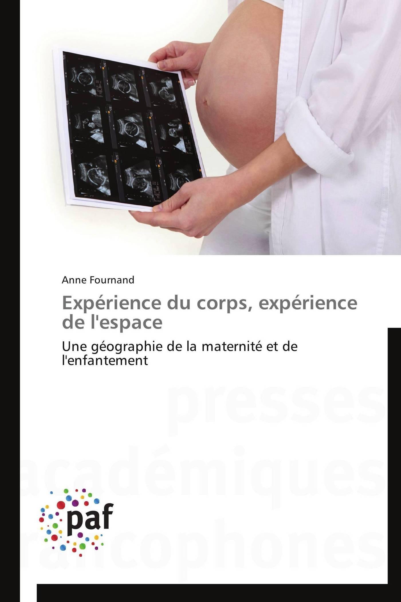EXPERIENCE DU CORPS, EXPERIENCE DE L'ESPACE