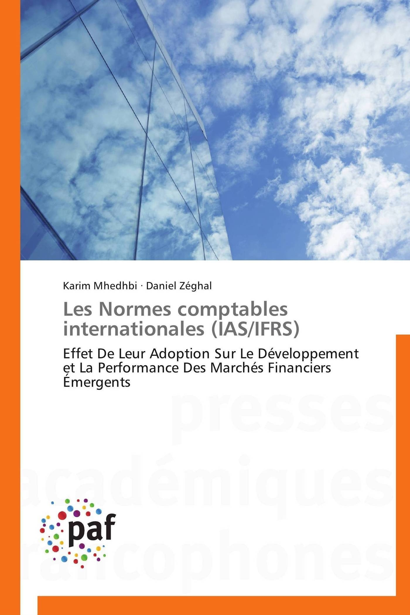LES NORMES COMPTABLES INTERNATIONALES (IAS/IFRS)