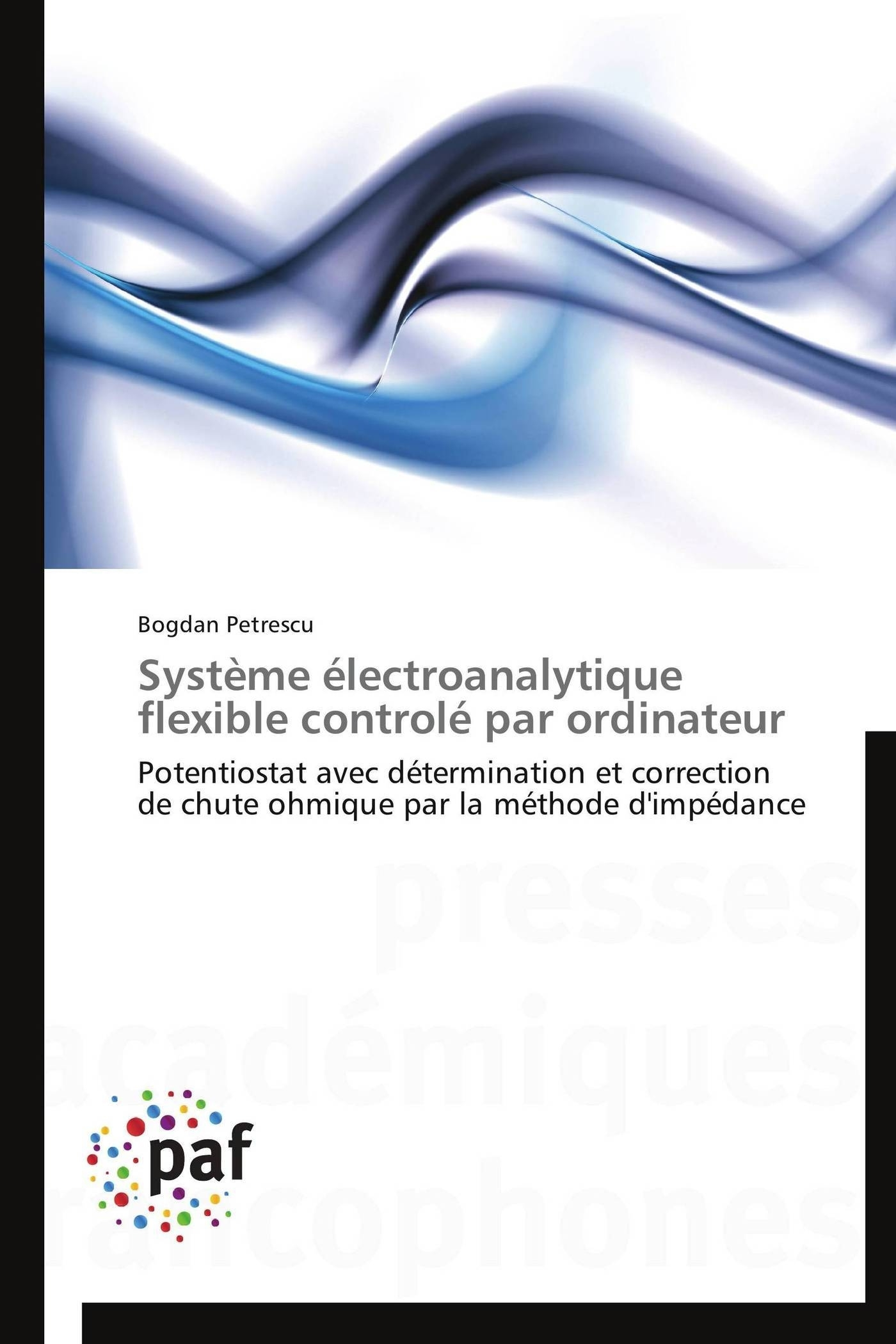 SYSTEME ELECTROANALYTIQUE FLEXIBLE CONTROLE PAR ORDINATEUR