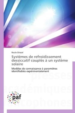 SYSTEMES DE REFROIDISSEMENT DESSICCATIF COUPLES A UN SYSTEME SOLAIRE