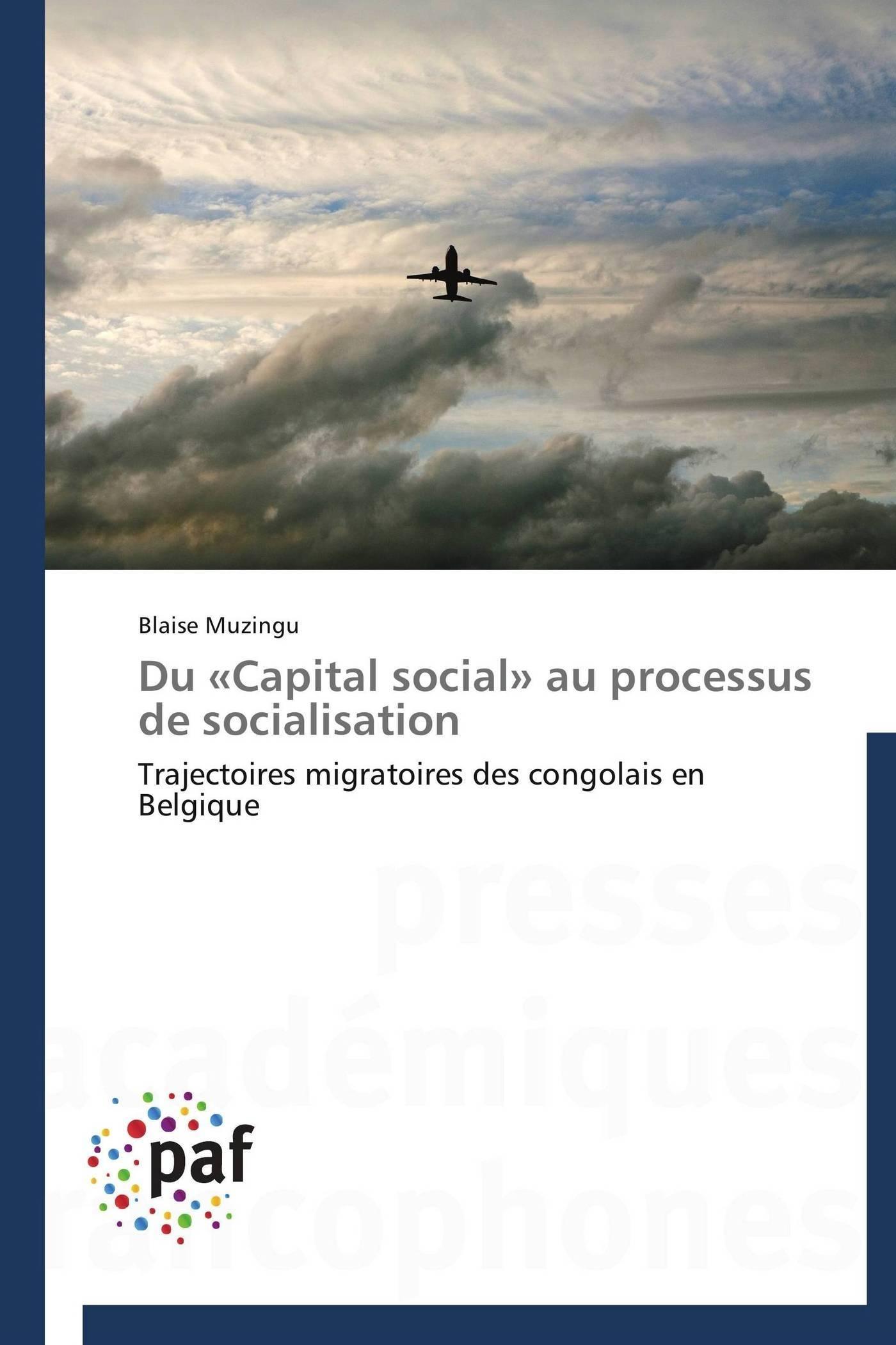 DU  CAPITAL SOCIAL  AU PROCESSUS DE SOCIALISATION