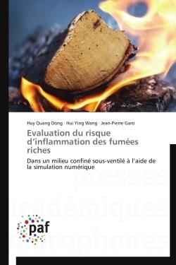 EVALUATION DU RISQUE D INFLAMMATION DES FUMEES RICHES