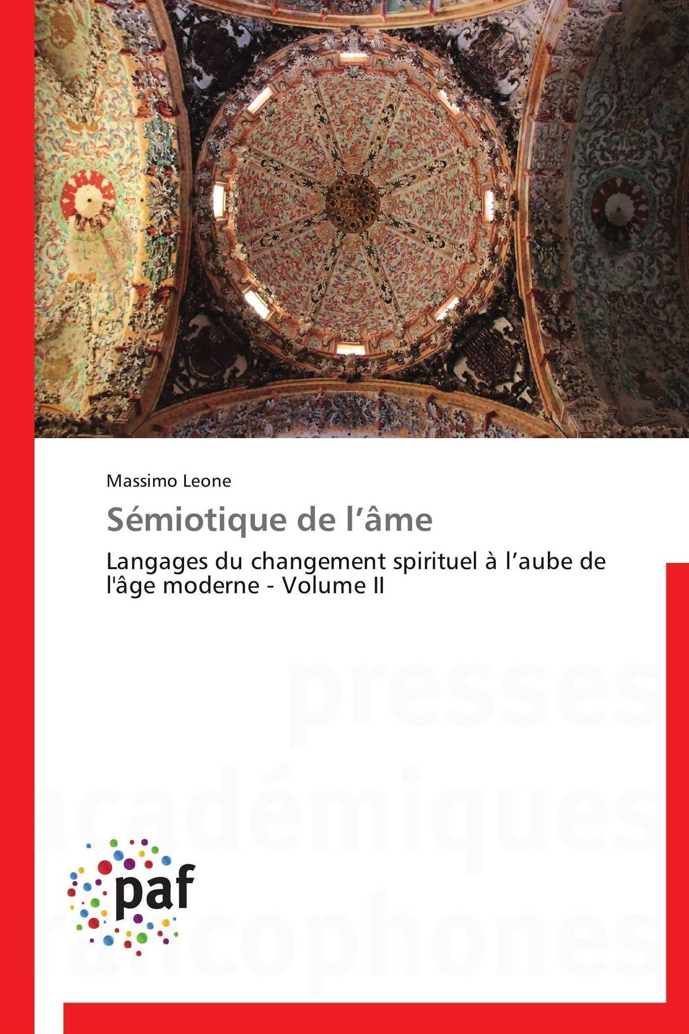 SEMIOTIQUE DE L AME