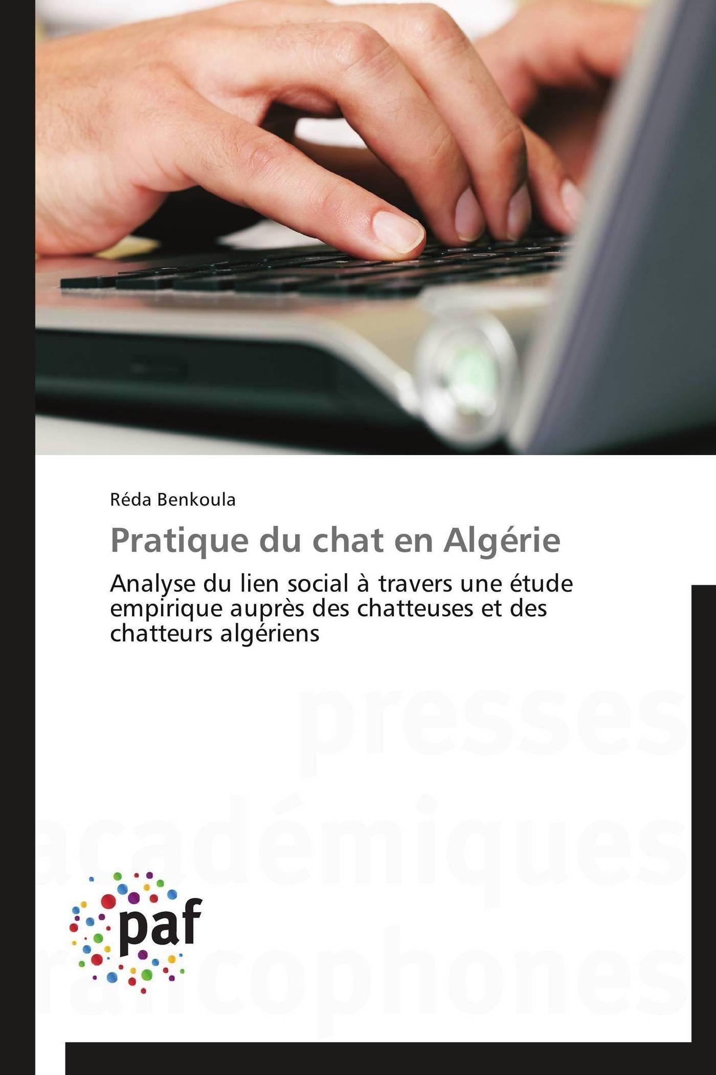 PRATIQUE DU CHAT EN ALGERIE