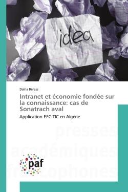 INTRANET ET ECONOMIE FONDEE SUR LA CONNAISSANCE: CAS DE SONATRACH AVAL