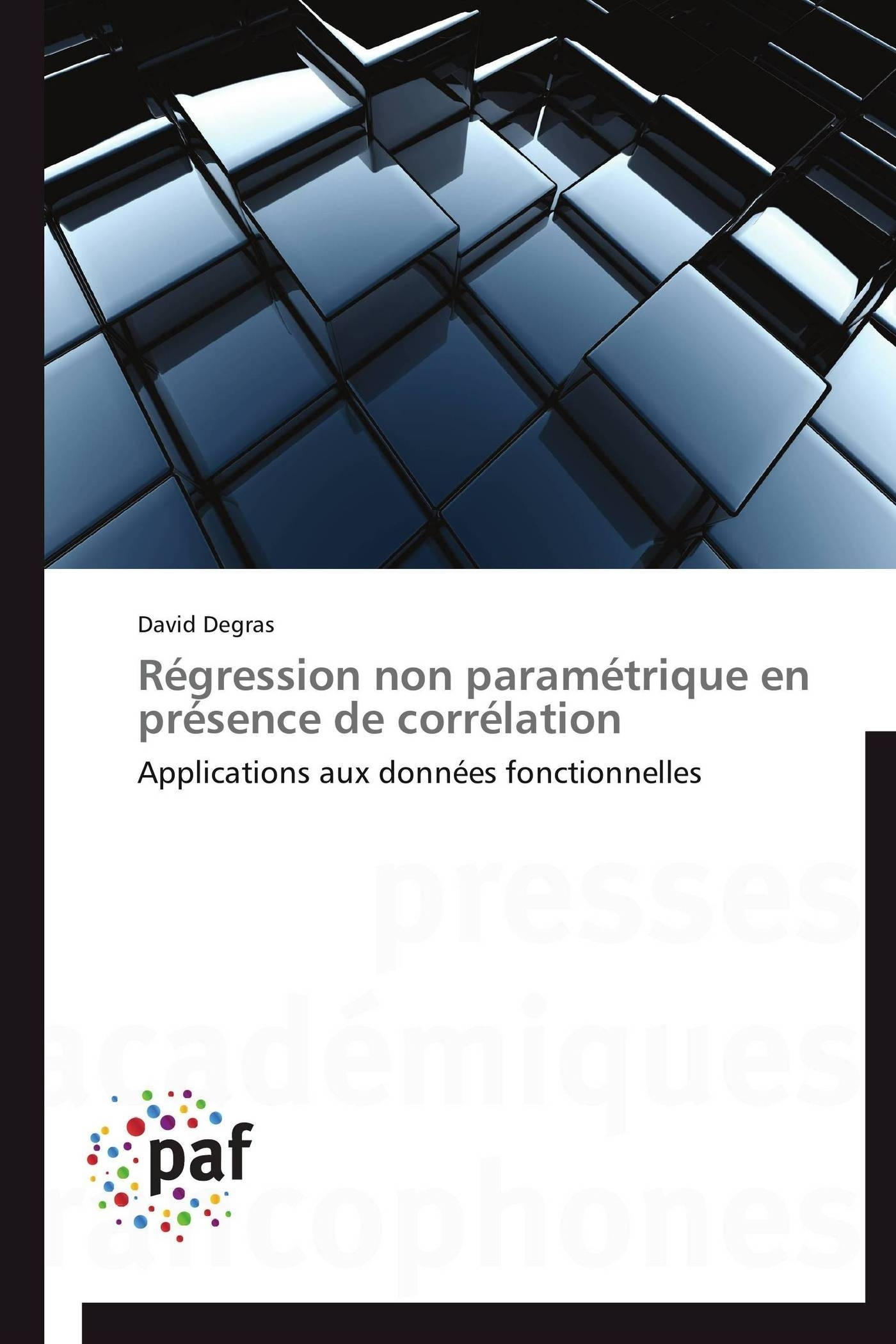REGRESSION NON PARAMETRIQUE EN PRESENCE DE  CORRELATION