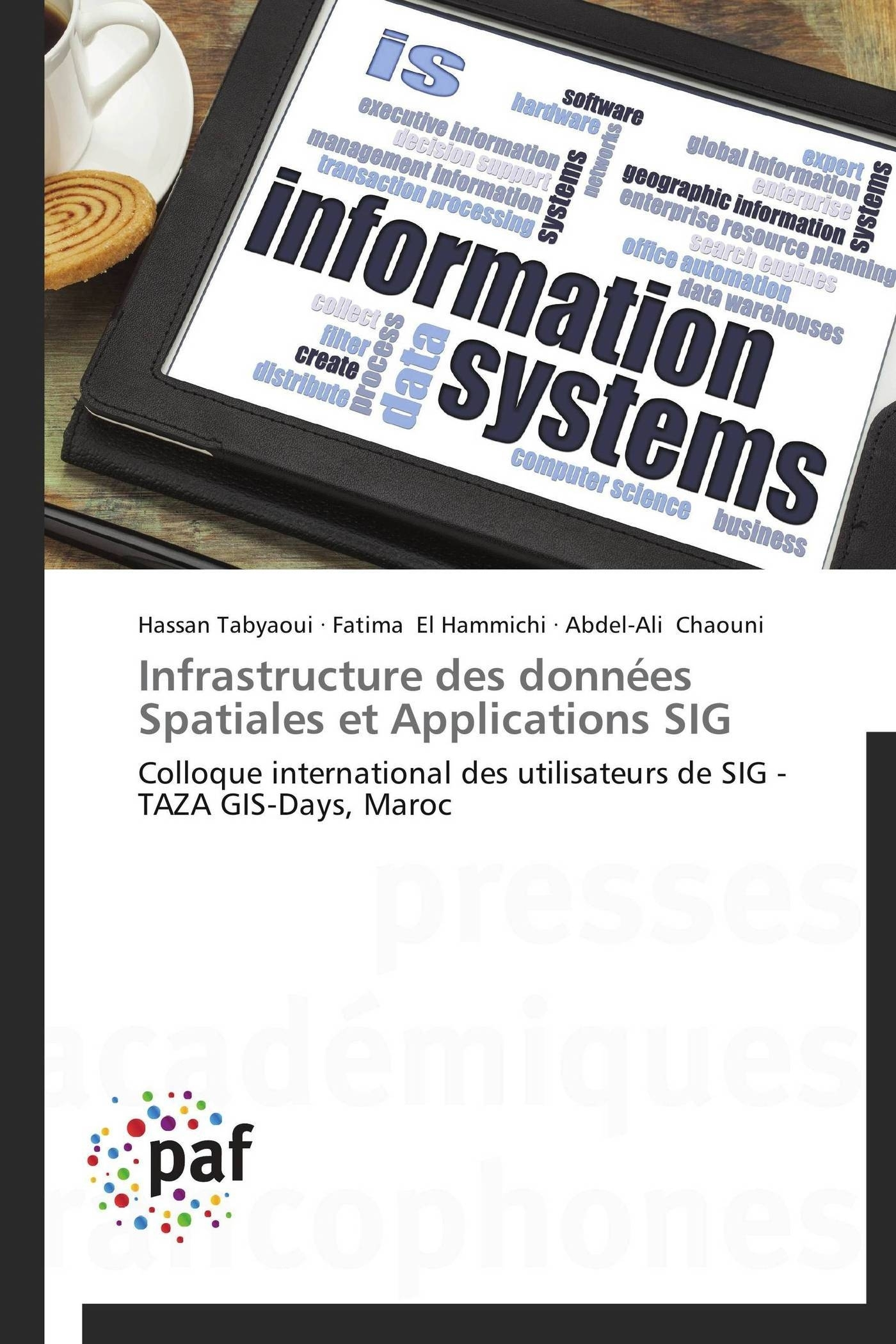 INFRASTRUCTURE DES DONNEES SPATIALES ET APPLICATIONS SIG