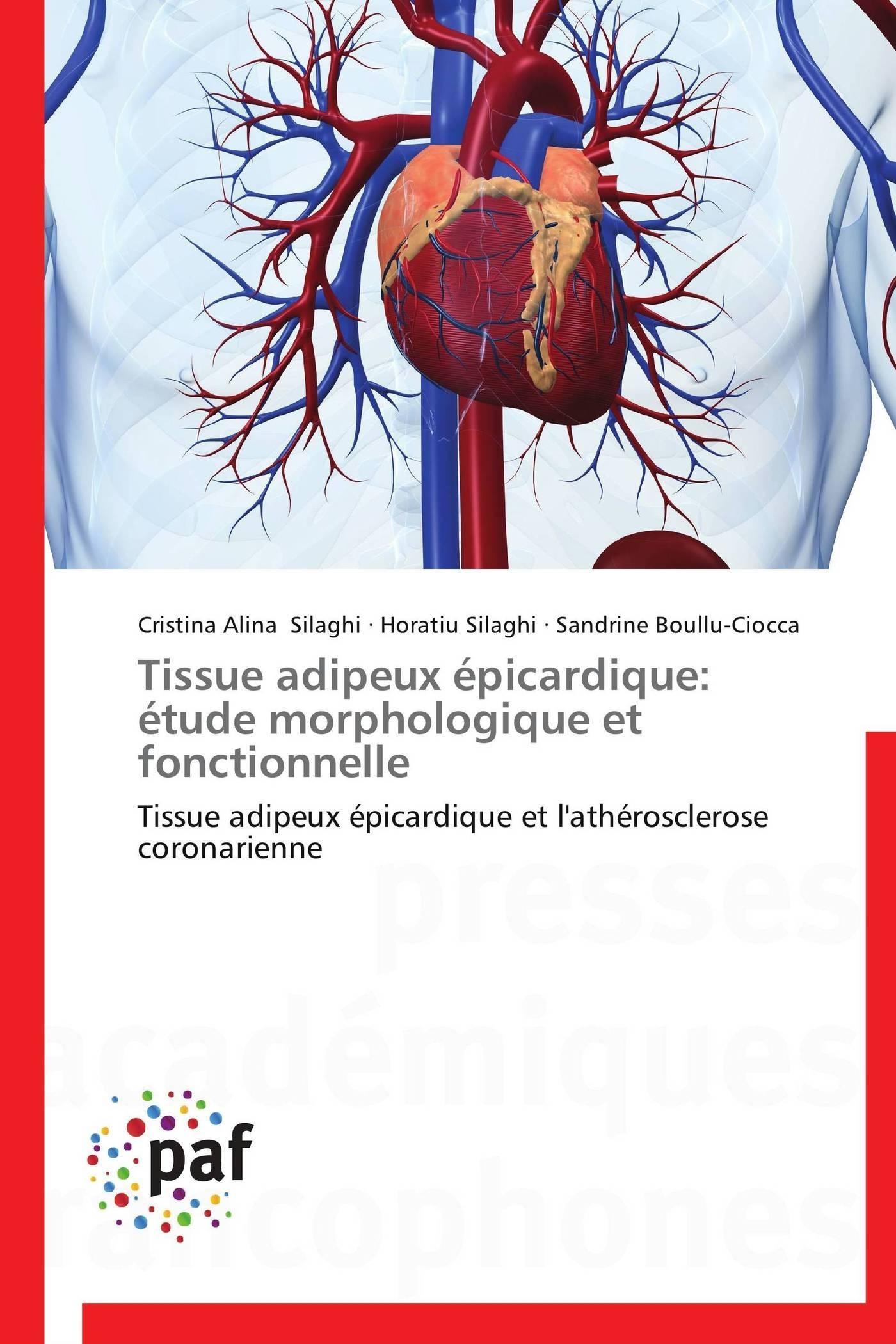TISSUE ADIPEUX EPICARDIQUE: ETUDE MORPHOLOGIQUE ET FONCTIONNELLE
