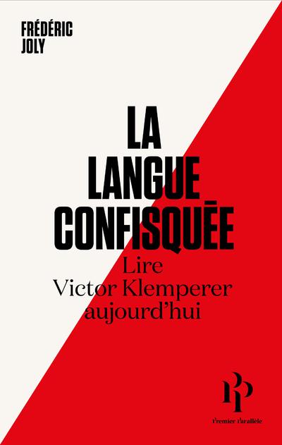 LA LANGUE CONFISQUEE