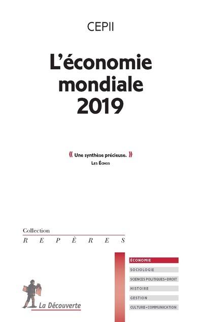 L'ECONOMIE MONDIALE 2019