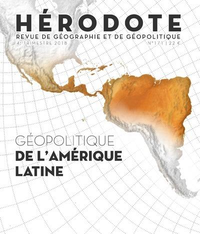 HERODOTE NUMERO 171 - GEOPOLITIQUE DE L'AMERIQUE LATINE