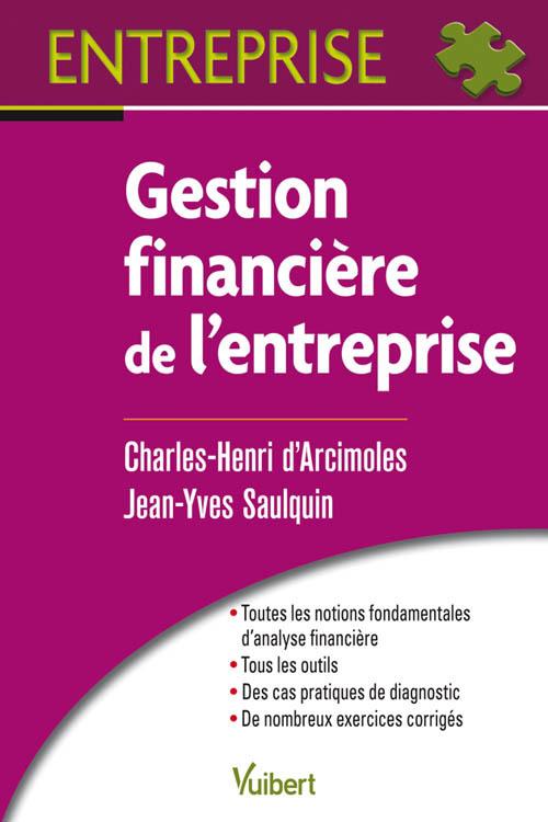 GESTION FINANCIERE DE L'ENTREPRISE