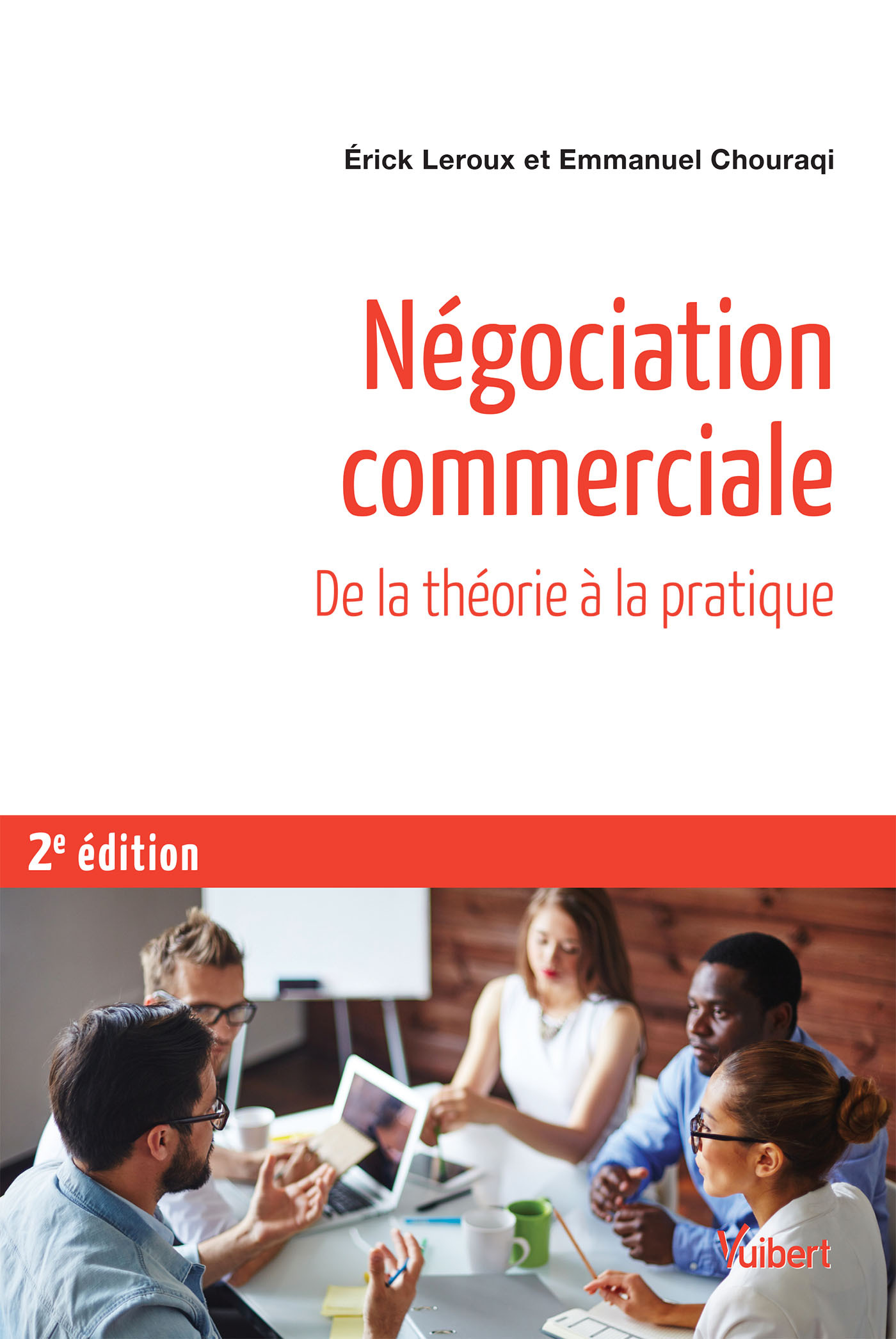 NEGOCIATION COMMERCIALE 2E EDT