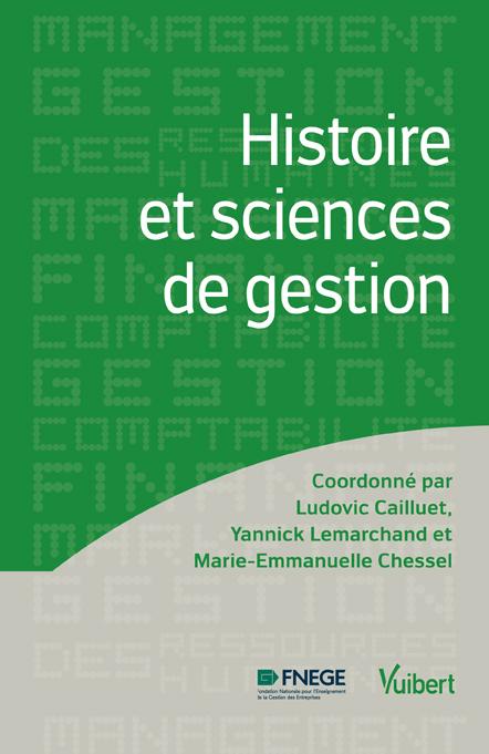 HISTOIRE ET SCIENCES DE GESTION