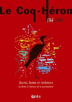 COQ HERON 184 - LA HONTE