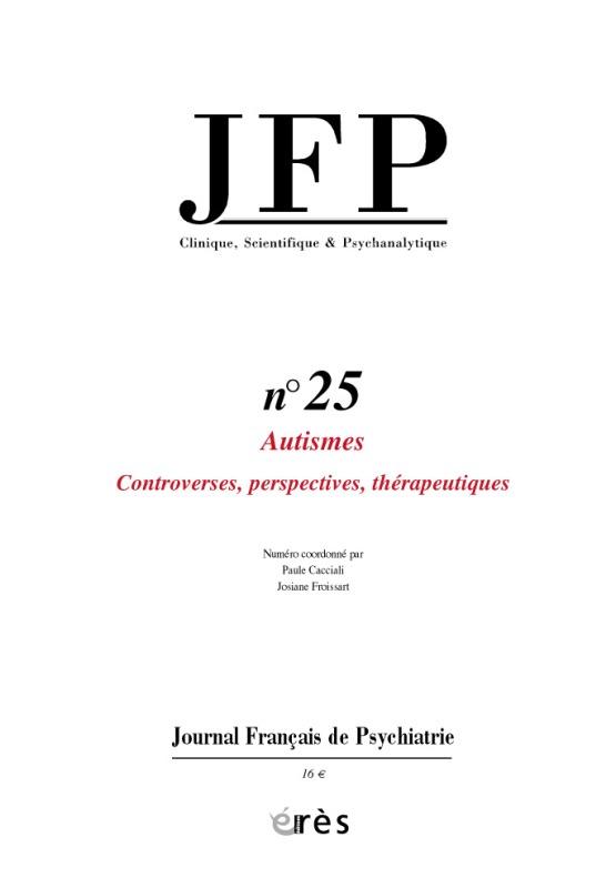 JFP 25 - L'AUTISME