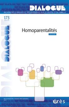 DIALOGUE 173 - HOMOPARENTALITES