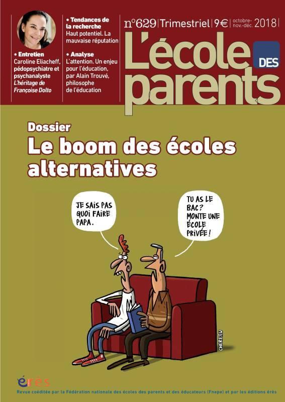 EPE 629 - LE BOOM DES ECOLES ALTERNATIVES