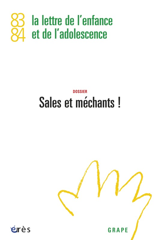 GRAPE 83-84 - SALES ET MECHANTS !