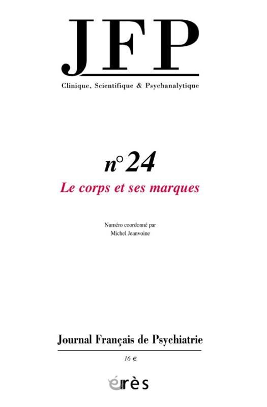 JFP 24 - LE CORPS ET SES MARQUES