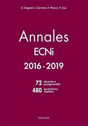 ANNALES ECNI 2016-2018