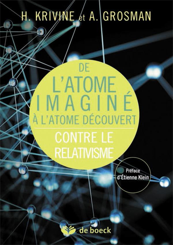 DE L'ATOME IMAGINE A L'ATOME DECOUVERT