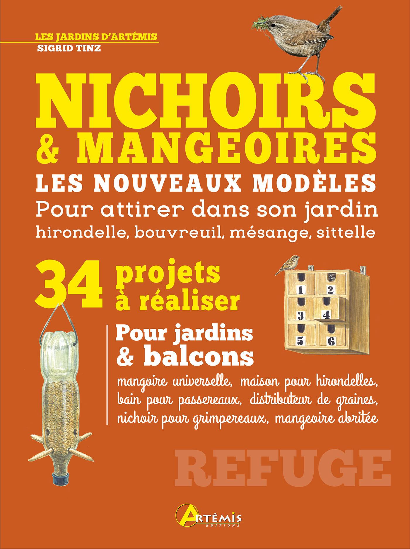 NICHOIRS & MANGEOIRES, NOUVEAUX MODELES