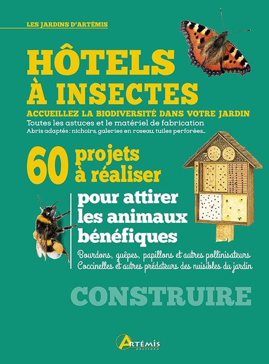 HOTELS A INSECTES, 60 PROJETS A REALISER