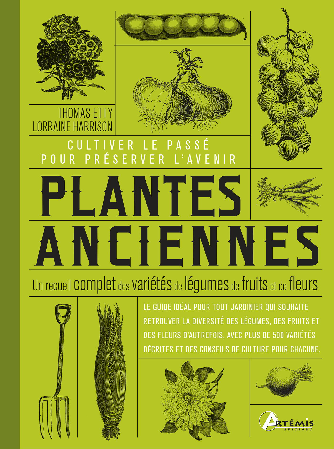 PLANTES ANCIENNES, CULTIVER LE PASSE POUR PRESERVER L'AVENIR