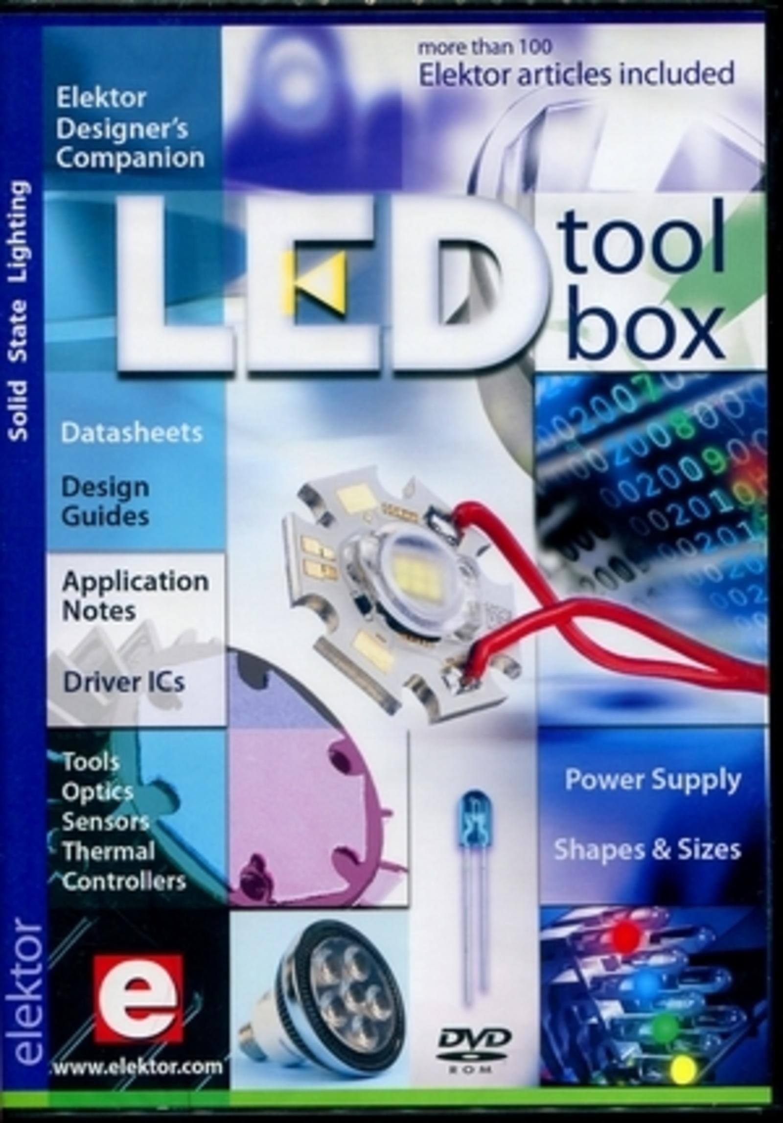LED TOOLBOX. APPLICATIONS-NOTES-DRIVER ICS. DVD MULTILINGUE