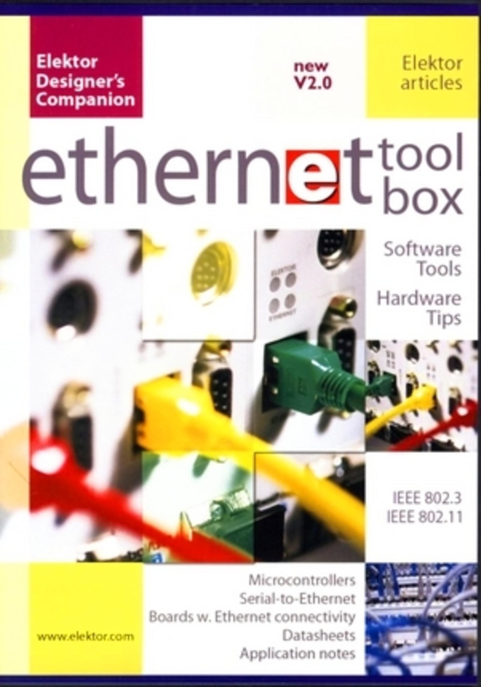 ETHERNET TOOLBOX SUR DVD-ROM.