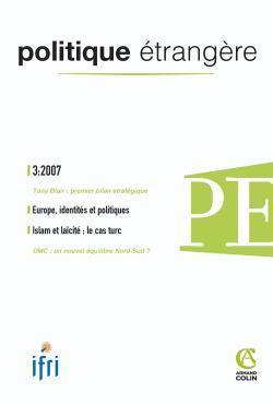 POLITIQUE ETRANGERE (3/2007)