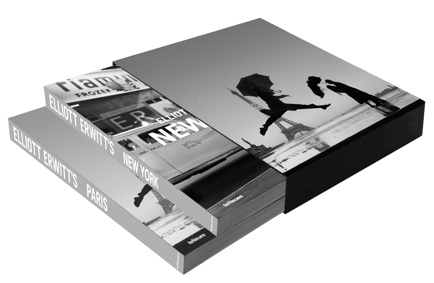 NEW YORK / PARIS BOXSET